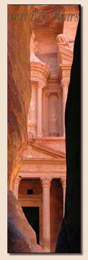 d'Eilat a Petra